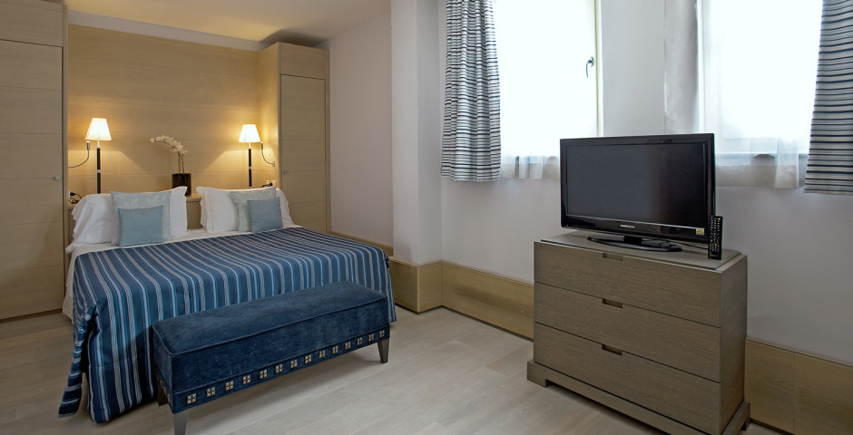 Doppelzimmer Superior / Doppelzimmer Deluxe - Grand Hotel Alassio