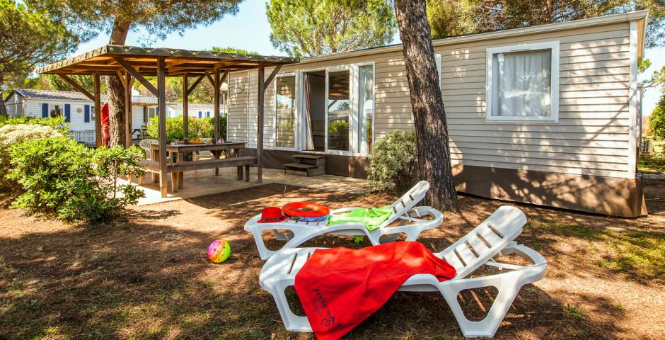 Cottage Sunelia Luxe 6 Taos - Feriendorf La Dragonnière