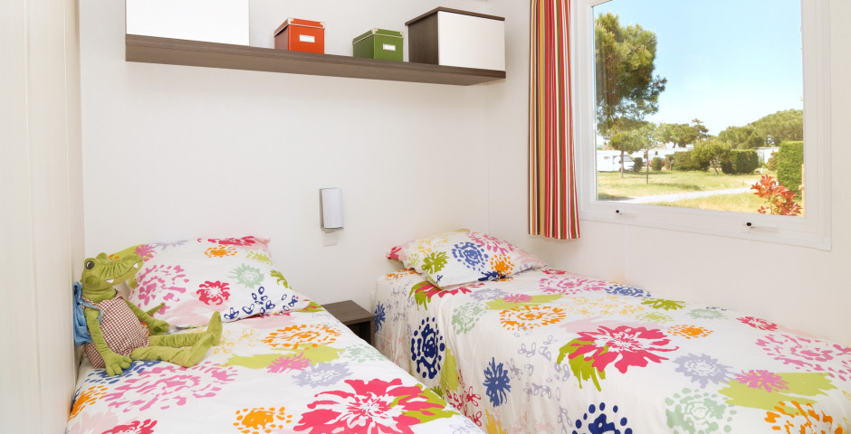 Mobil-home Sunelia Luxe 6 Taos