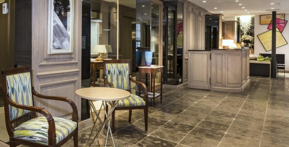 Hotel Balmoral Champs-Elysées