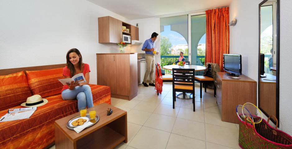 Appartement - Ferienanlage Residéal La Grande Motte