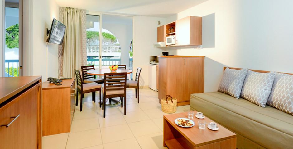 2-Zimmer-Appartement - Ferienanlage Residéal La Grande Motte