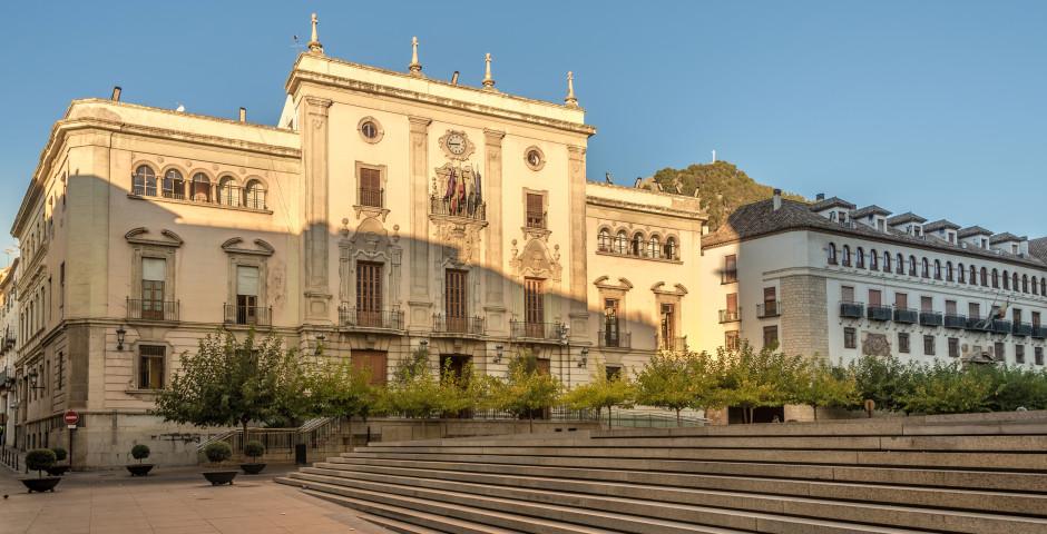 Rathaus - Jaén