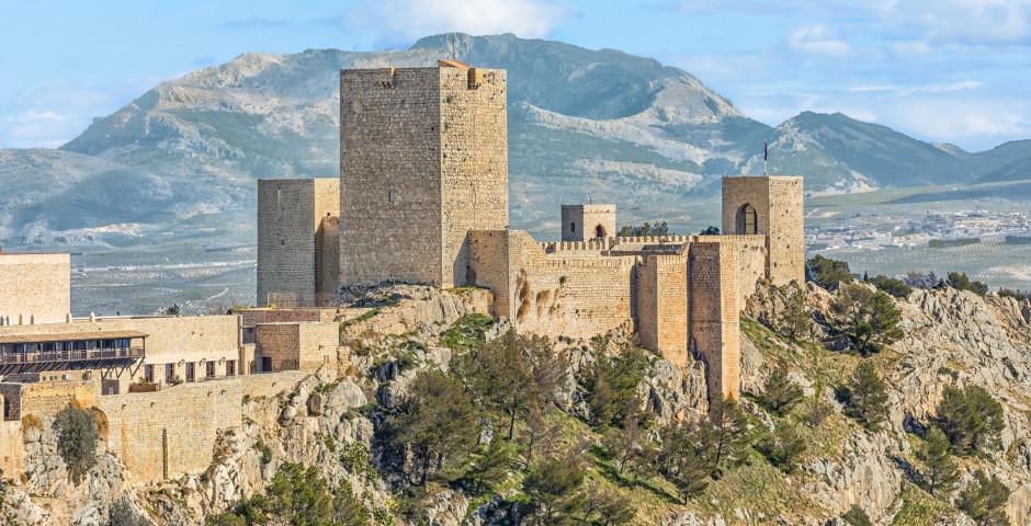 Burg Santa Catalina - Jaén