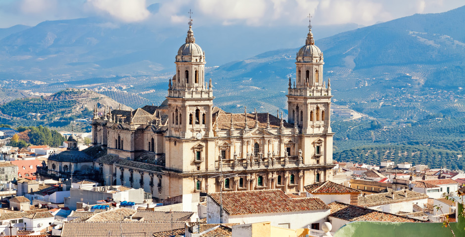 Kathedrale - Jaén