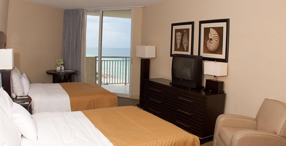 Ferienwohnung Beachfront Standard
