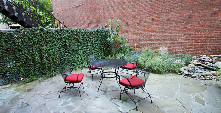 Ferienwohnung Lenox Ave / Garden