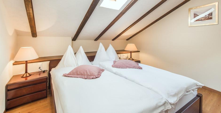Suite - Sunstar Hotel Saas-Fee - Sommer inkl. Bergbahnen