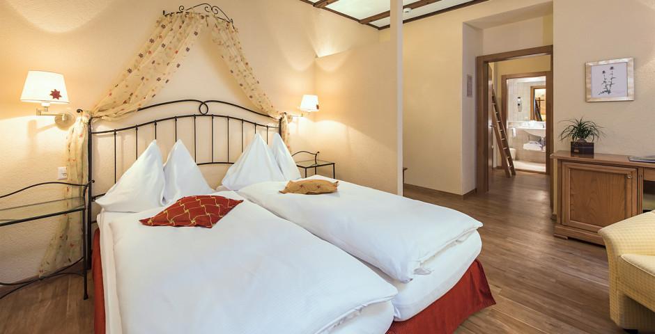 Familienzimmer Comfort - Sunstar Hotel Saas-Fee - Sommer inkl. Bergbahnen