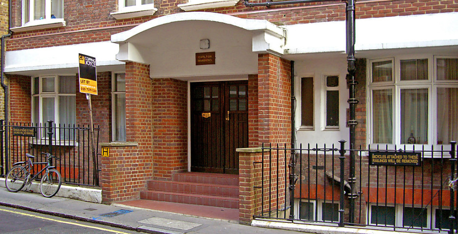 Appartement Carlton Mansions