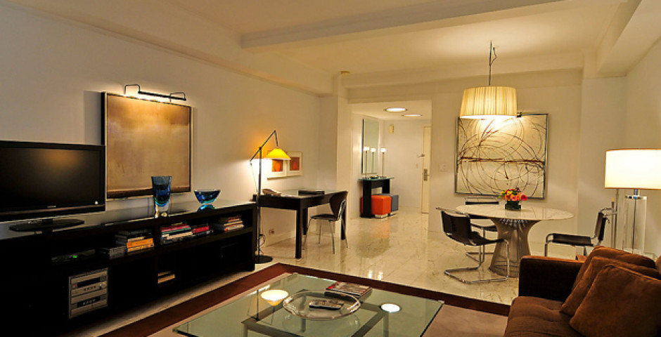 Manhattan residence, 1-br 2 queen