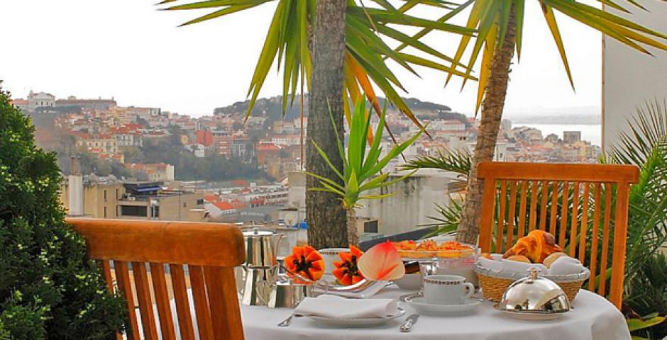 Ferienwohnung Altis Suîtes Lisboa T1 01.2