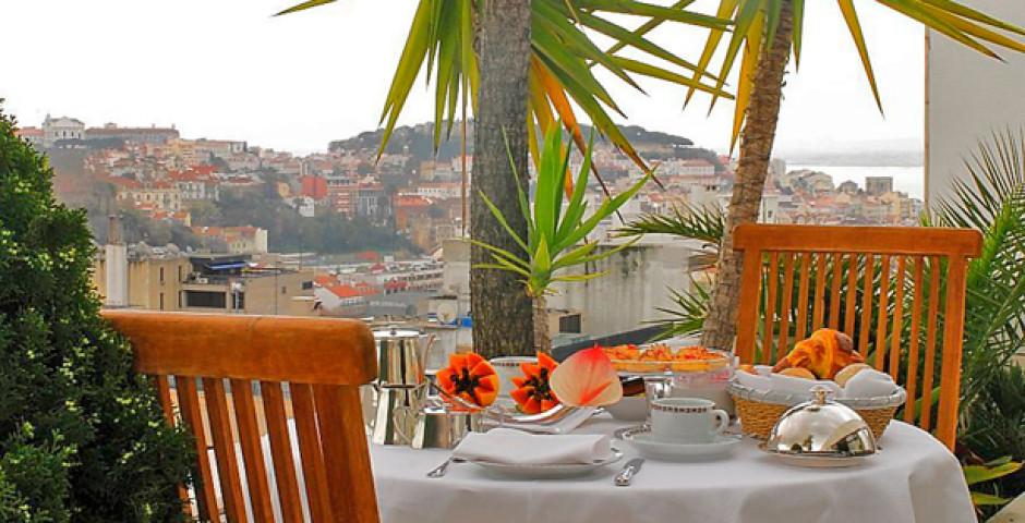 Ferienwohnung Altis Suîtes Lisboa T1 01.3