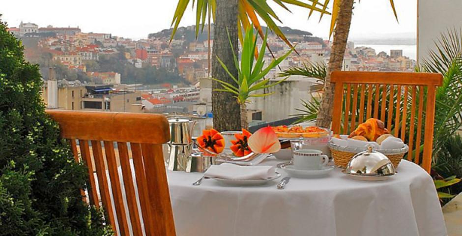 Ferienwohnung Altis Suîtes Lisboa T1 01.4