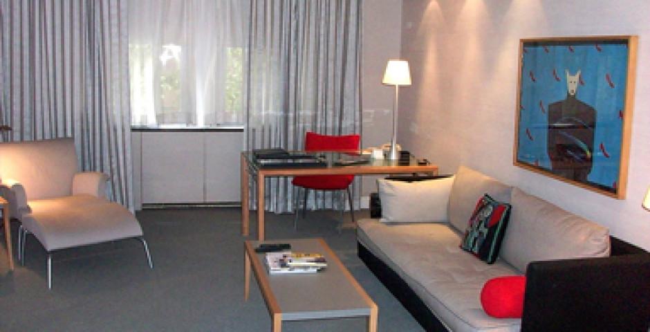 Ferienwohnung Manhattan Residence 1