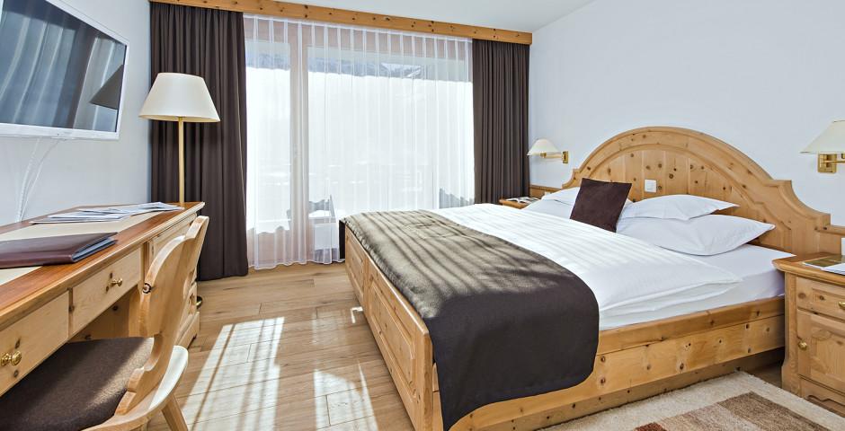 Doppelzimmer Alpenrose - Chasa Montana Hotel & Spa - Sommer inkl. Bergbahnen
