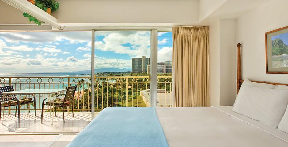 Ferienwohnung Outrigger Waikiki Shore