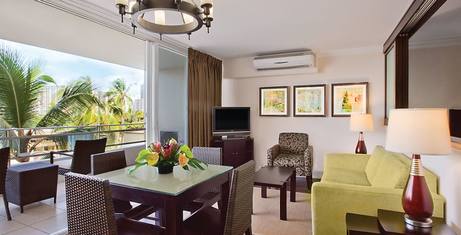 Ferienwohnung Regency on Beachwalk 1