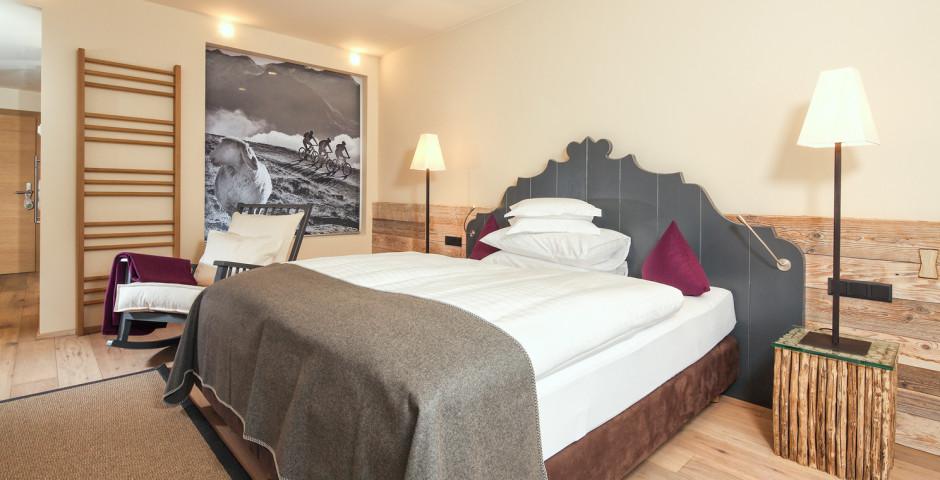 Suite Junior Comfort - Bergland Design- & Wellnesshotel
