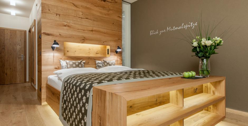 Doppelzimmer Auszeit Alpin