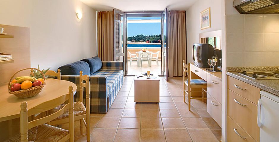 Ferienwohnung Valamar Pinia Residence
