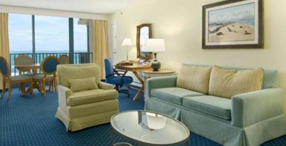Hilton Daytona Beach Oceanwalk Village