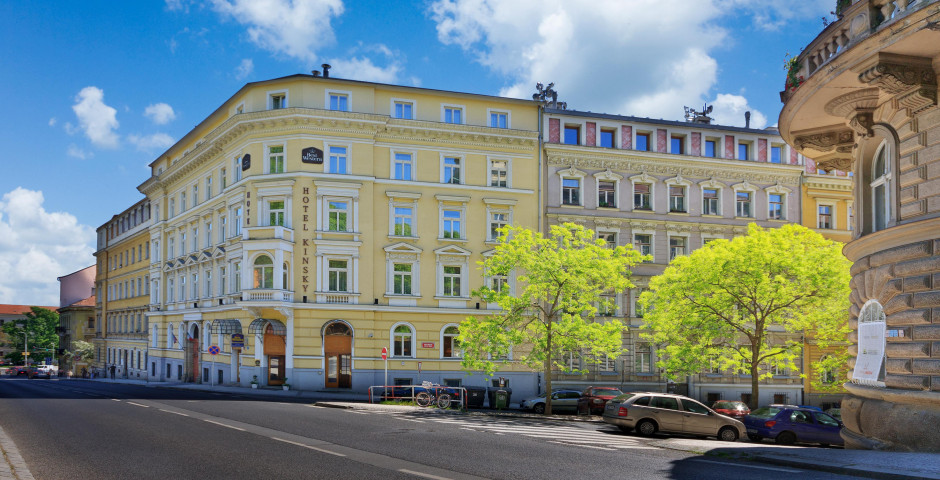 Hôtel Kinsky Garden