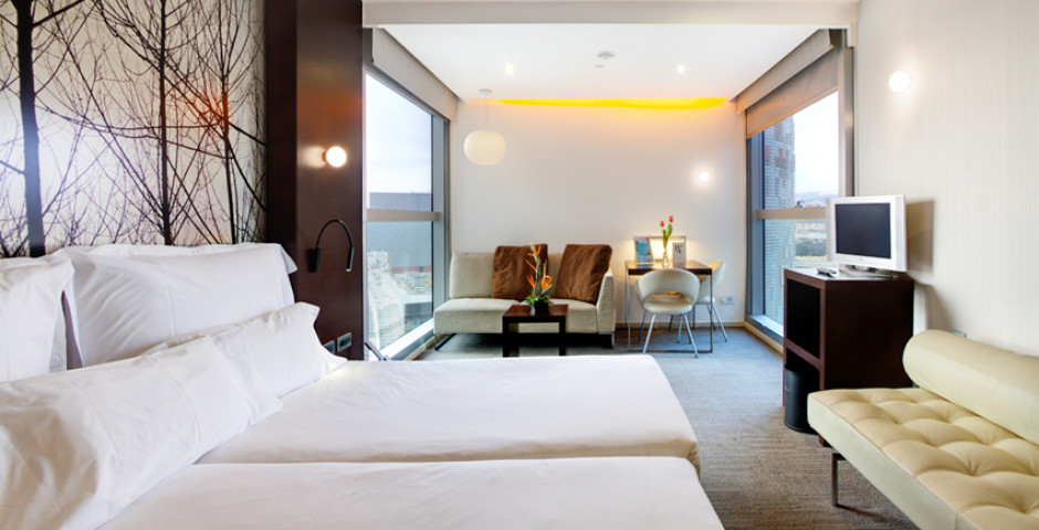 chambre executive - The Gates Diagonal Barcelona