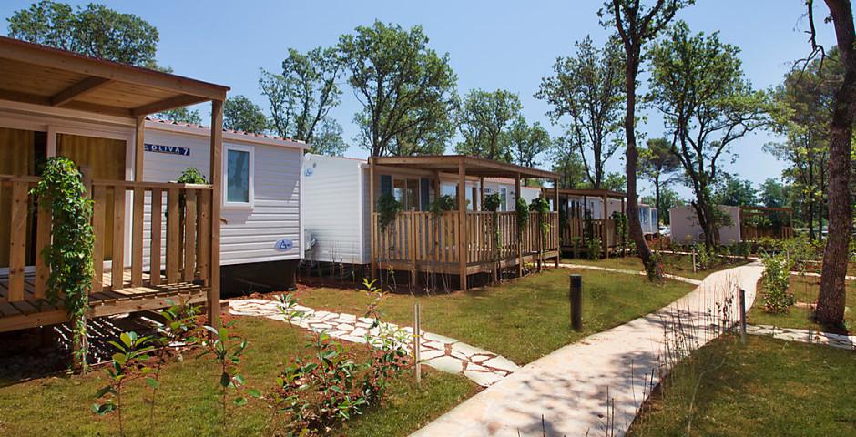 Ferienhaus Camping Lanterna 3