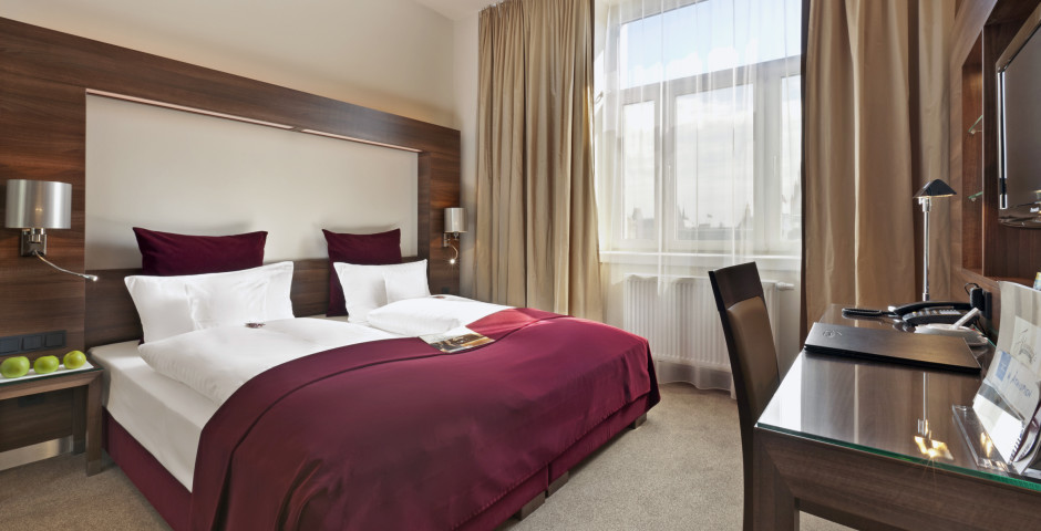 Doppelzimmer Superior - Fleming's Selection Hotel Wien-City