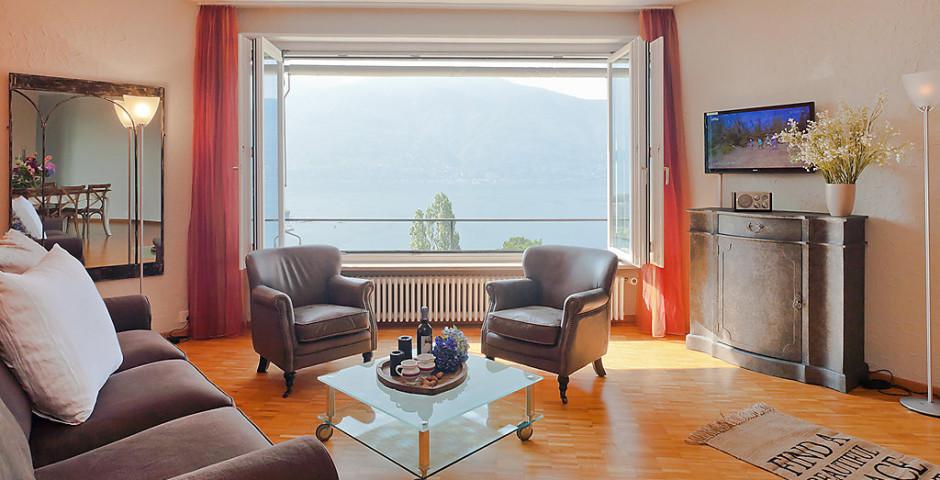 Ferienwohnung Palazzo Miralago 1 (Utoring)