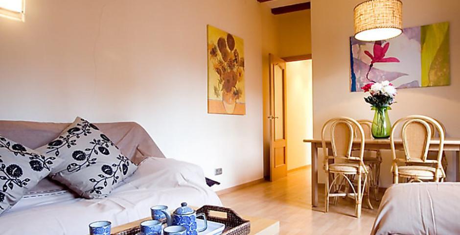 Ferienwohnung Passeig Born Apartment
