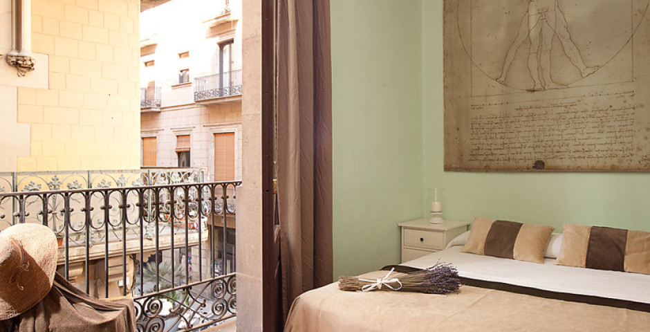 Appartement Born Picasso A