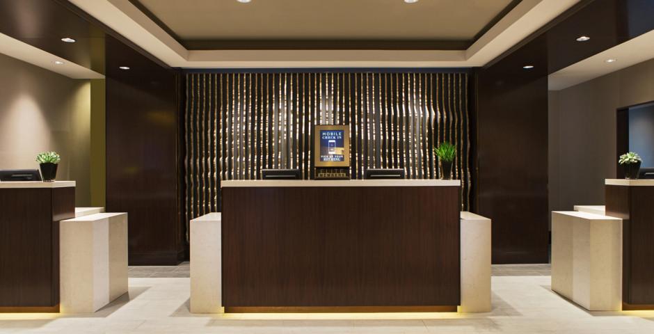 Calgary Marriott Hotel