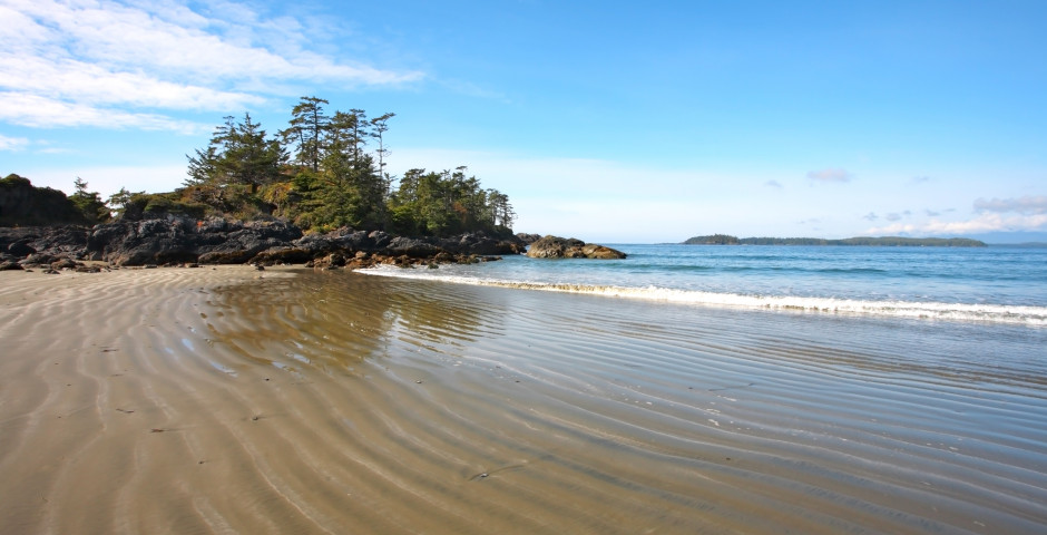 Pacific Beach - Vancouver Island
