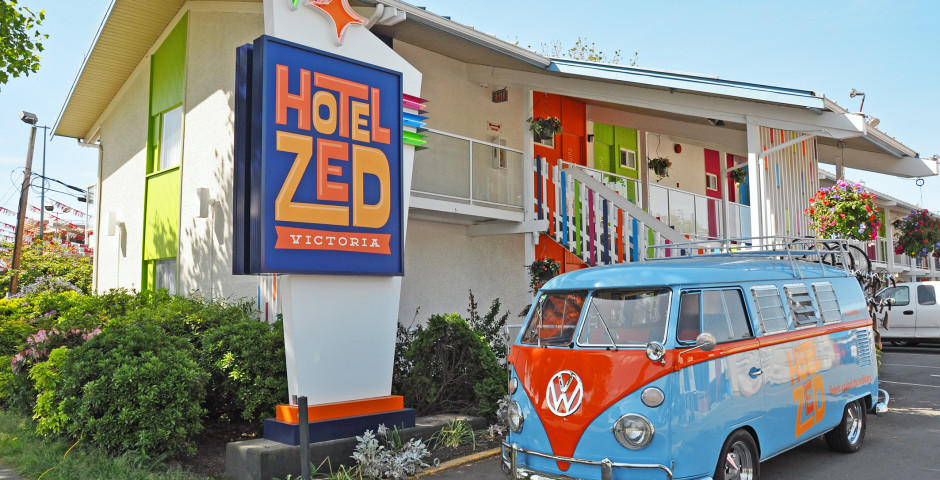 Hôtel Zed