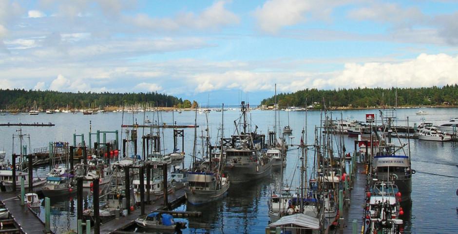 Nanaimo Hafen - Nanaimo