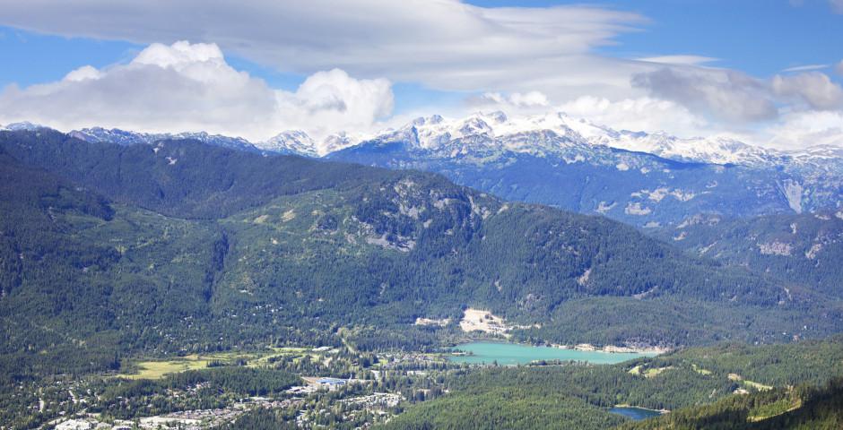 Whistler and Coast Mountains - Whistler