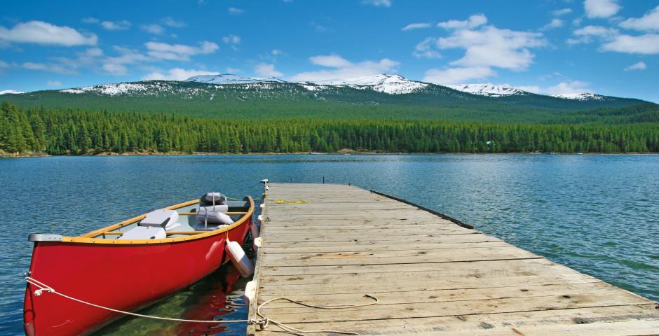 Maligne Lake - Jasper