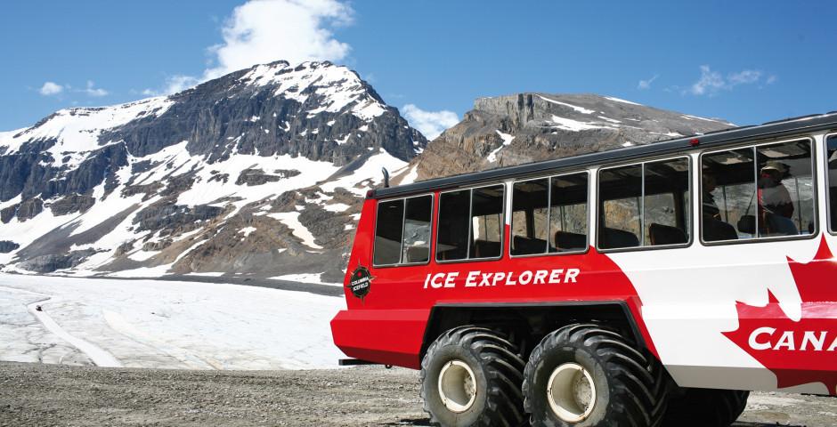 Columbia Icefield - Jasper