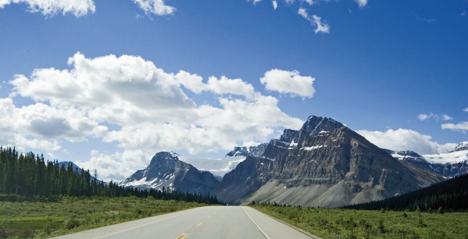 Icefield Parkway - Jasper