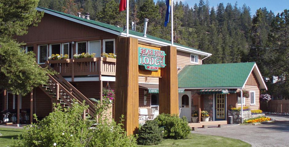 Lodge Bear Hill