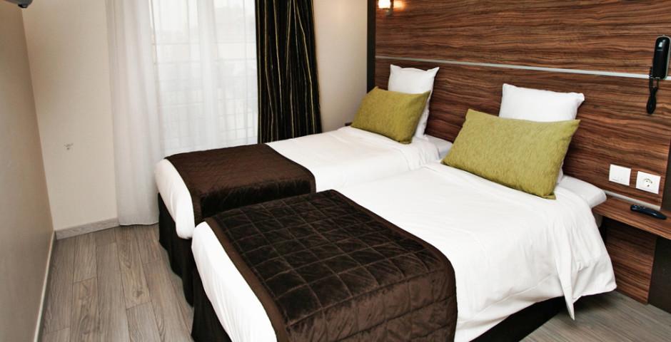 Qualys Hôtel Apolonia Mouffetard