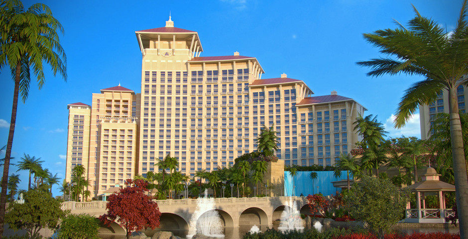 Grand Hyatt at Baha Mar