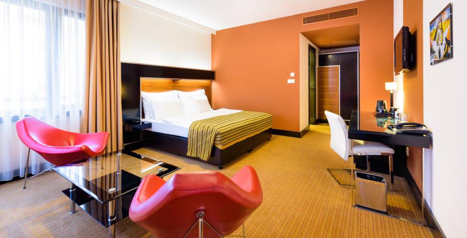 Grand Majestic Hotel Prague