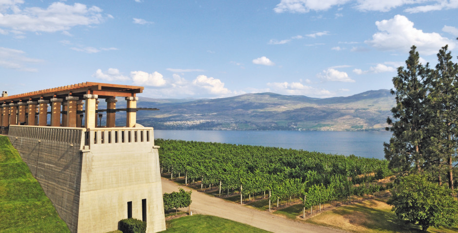 Mission Hill Family Estate Winery - Kelowna