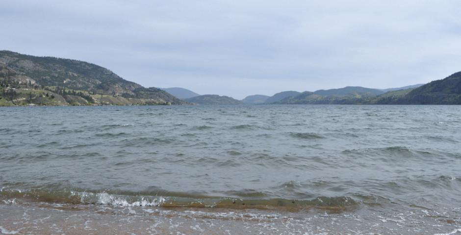 Okanagan Lake - Kelowna