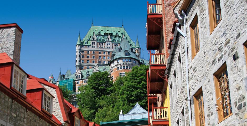 Québec Stadt - Quebec Stadt