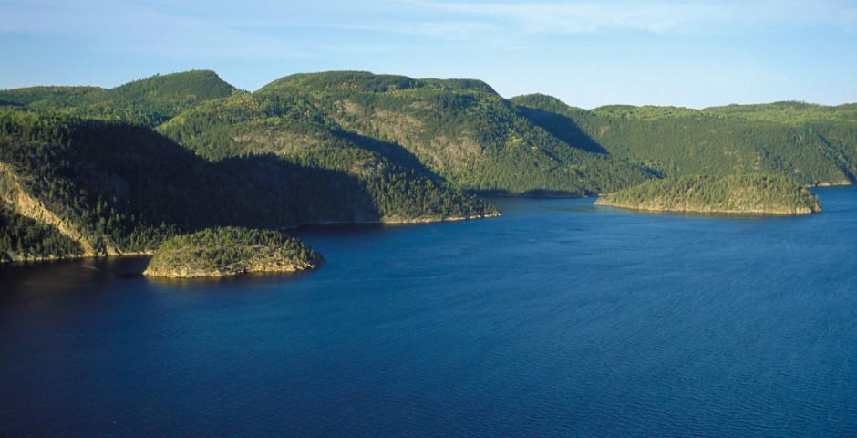 Saguenay Fjord - Québec