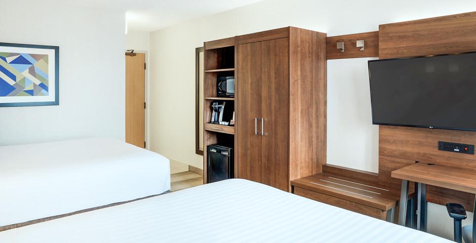 Standard-Zimmer - Holiday Inn Express Downtown